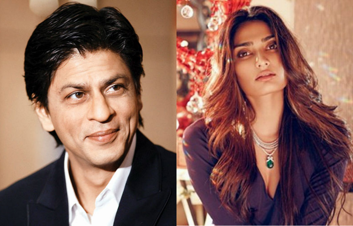 Athiya Shetty is a Shah Rukh Khan fan