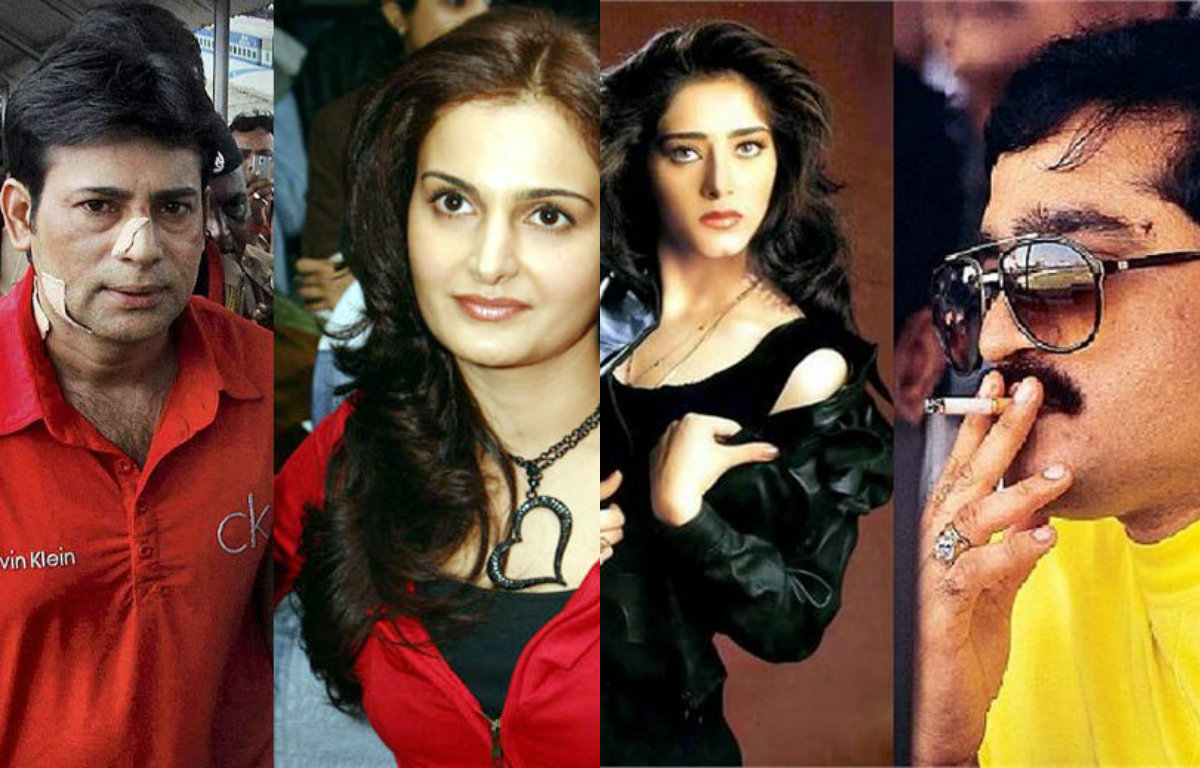 Bollywood actresses and their underworld lovers