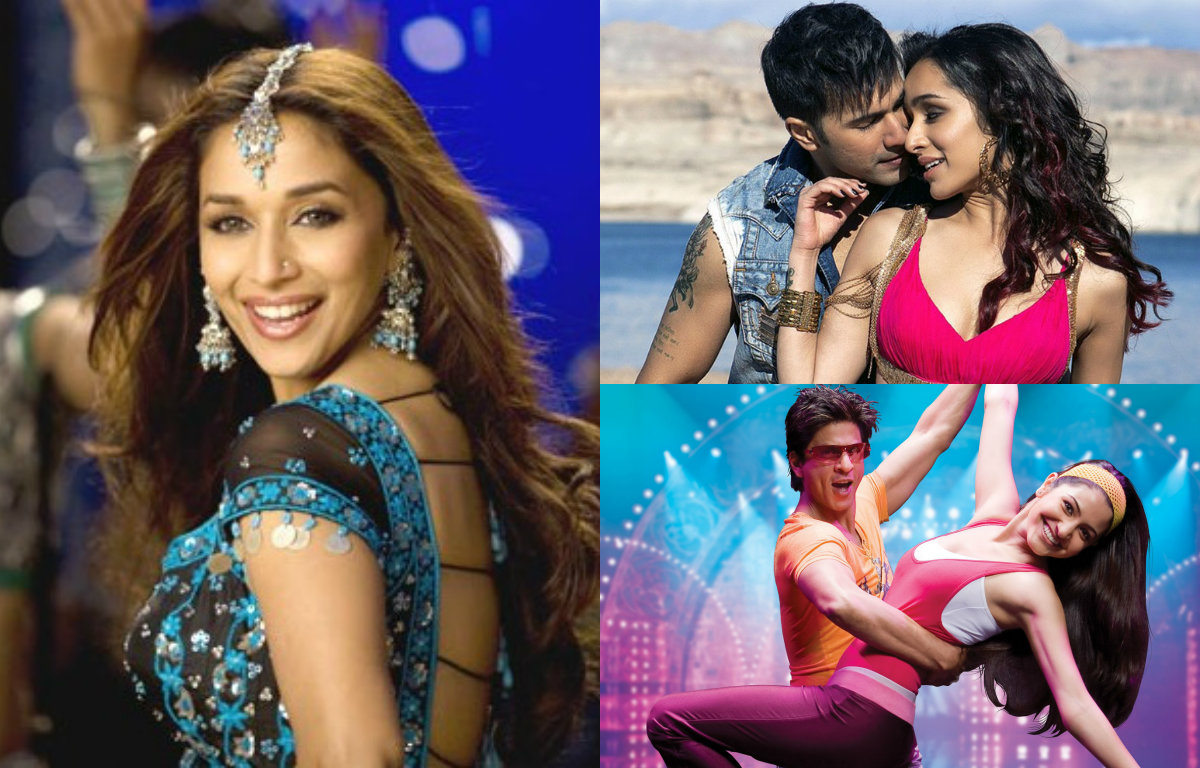 Must watch Bollywood movies for dance lovers