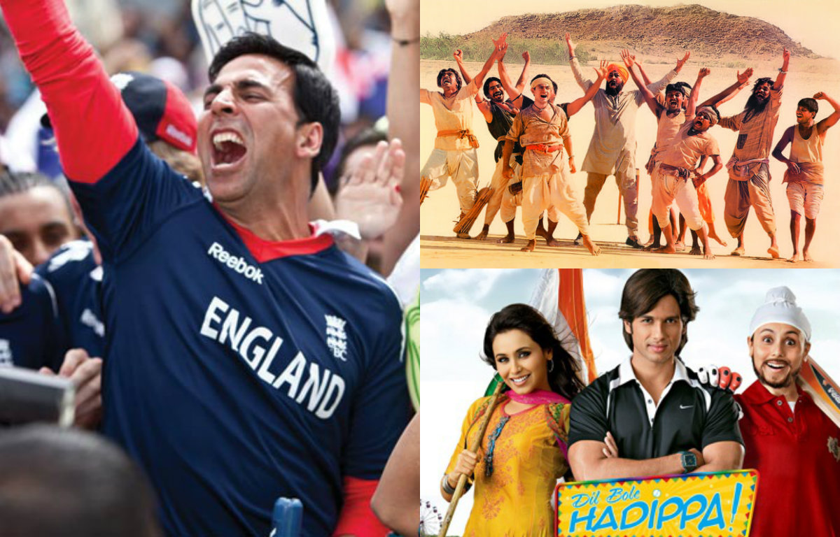 Cricket was the inspiration behind these Bollywood Movies