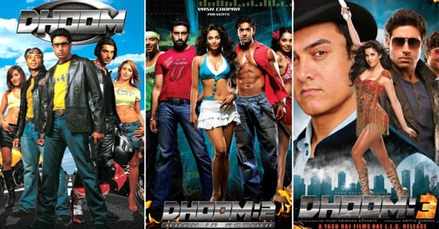 Dhoom and Dhoom series