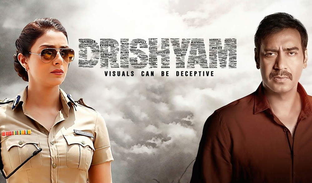 Ajay Devgn's 'Drishyam' collects 8 crores on Day 1