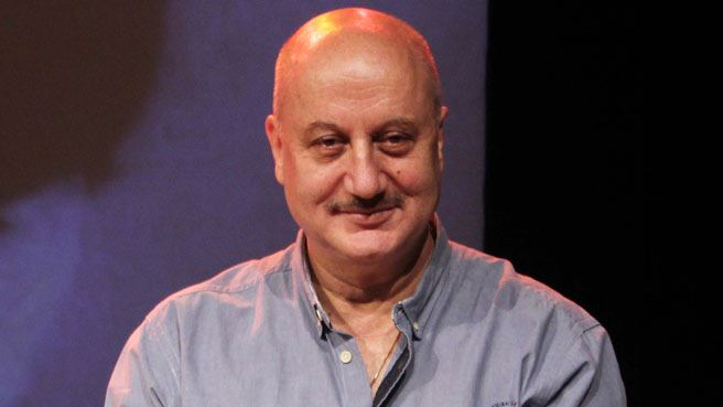 Willing to help you: Anupam Kher to disabled girl