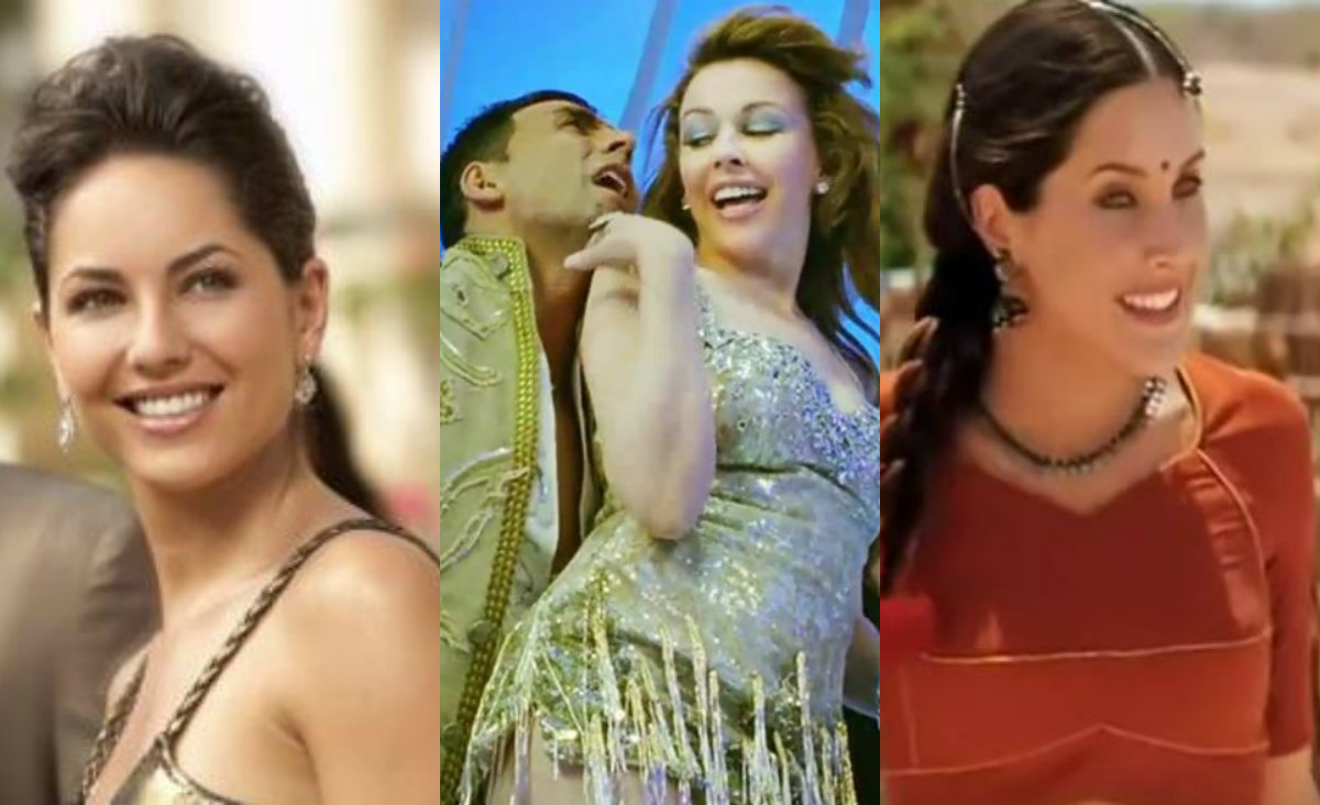 Check out Hollywood actors who featured in Bollywood films