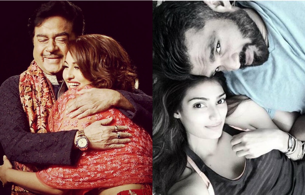 In Pictures - Daddy's Girls of Bollywood