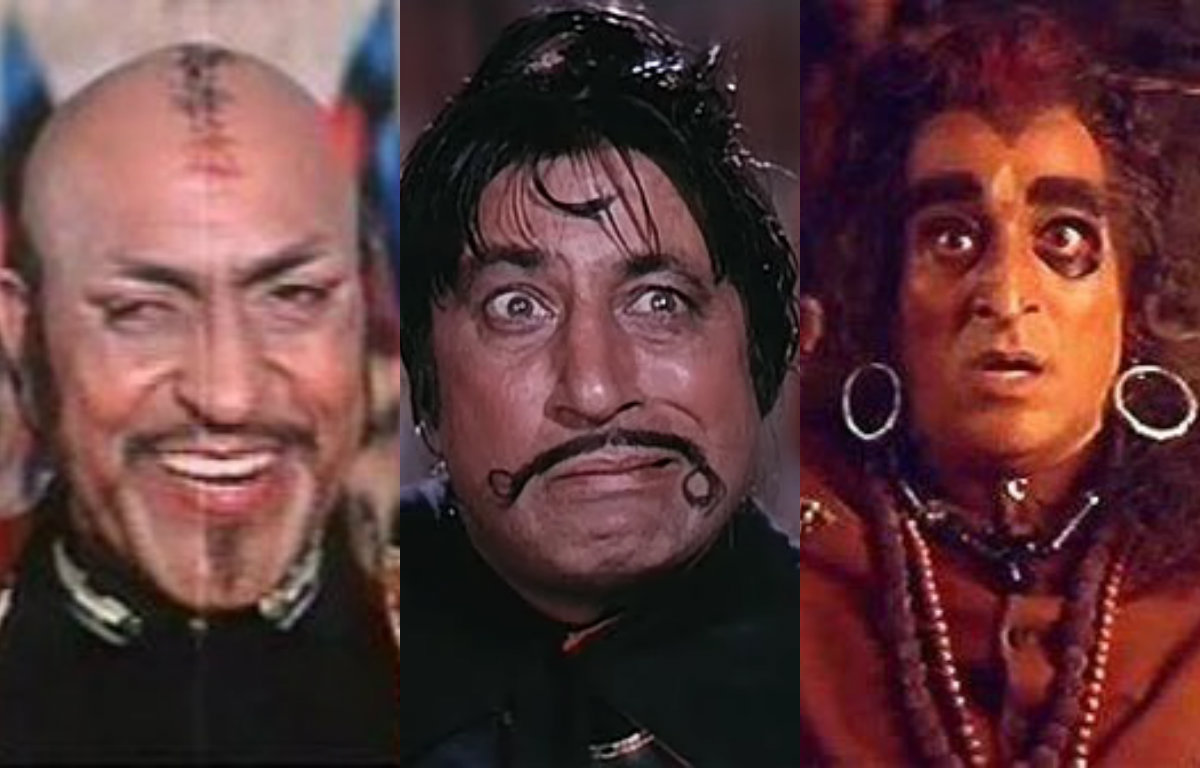 In Pictures : Funny names of Bollywood villains