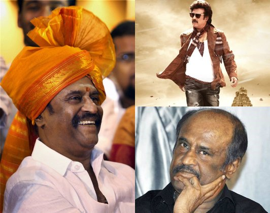 In Pictures : Lesser known facts about Rajinikanth