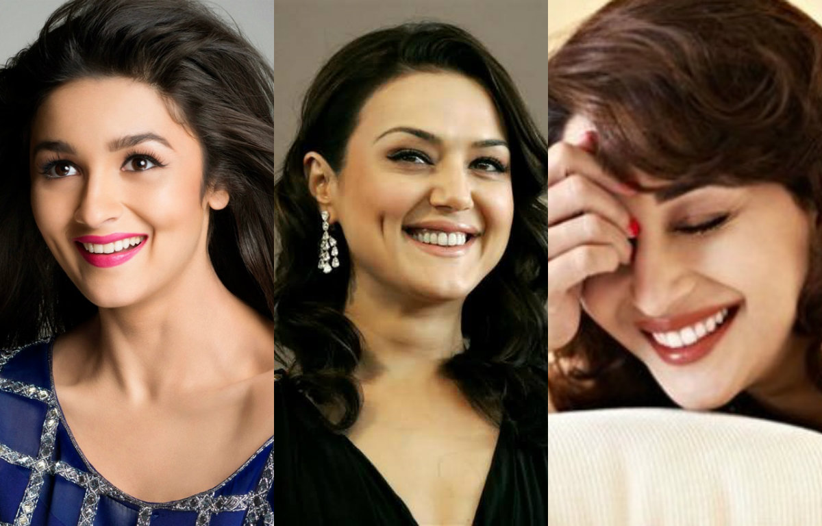 In Pictures - Most adorable smiles of Bollywood Divas