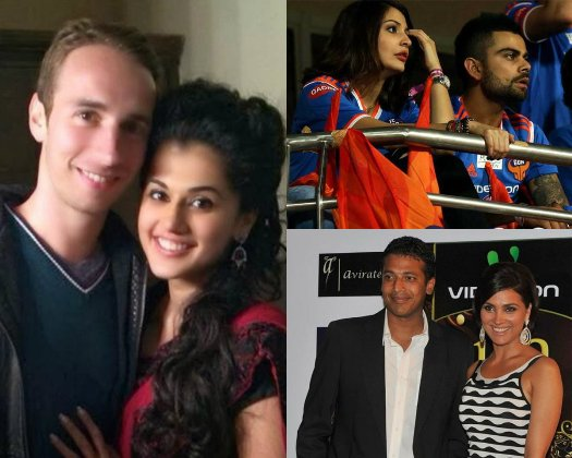 In Pictures - When Bollywood actresses fell in love with Sportsmen