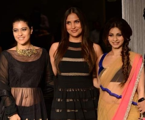 Tanishaa Mukerji steps in Lara Dutta's shoes