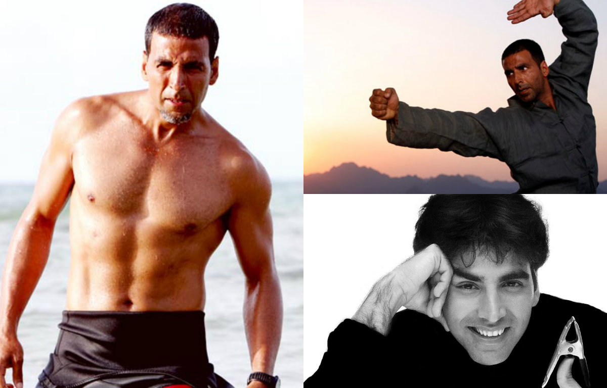 Lesser known facts about Akshay Kumar
