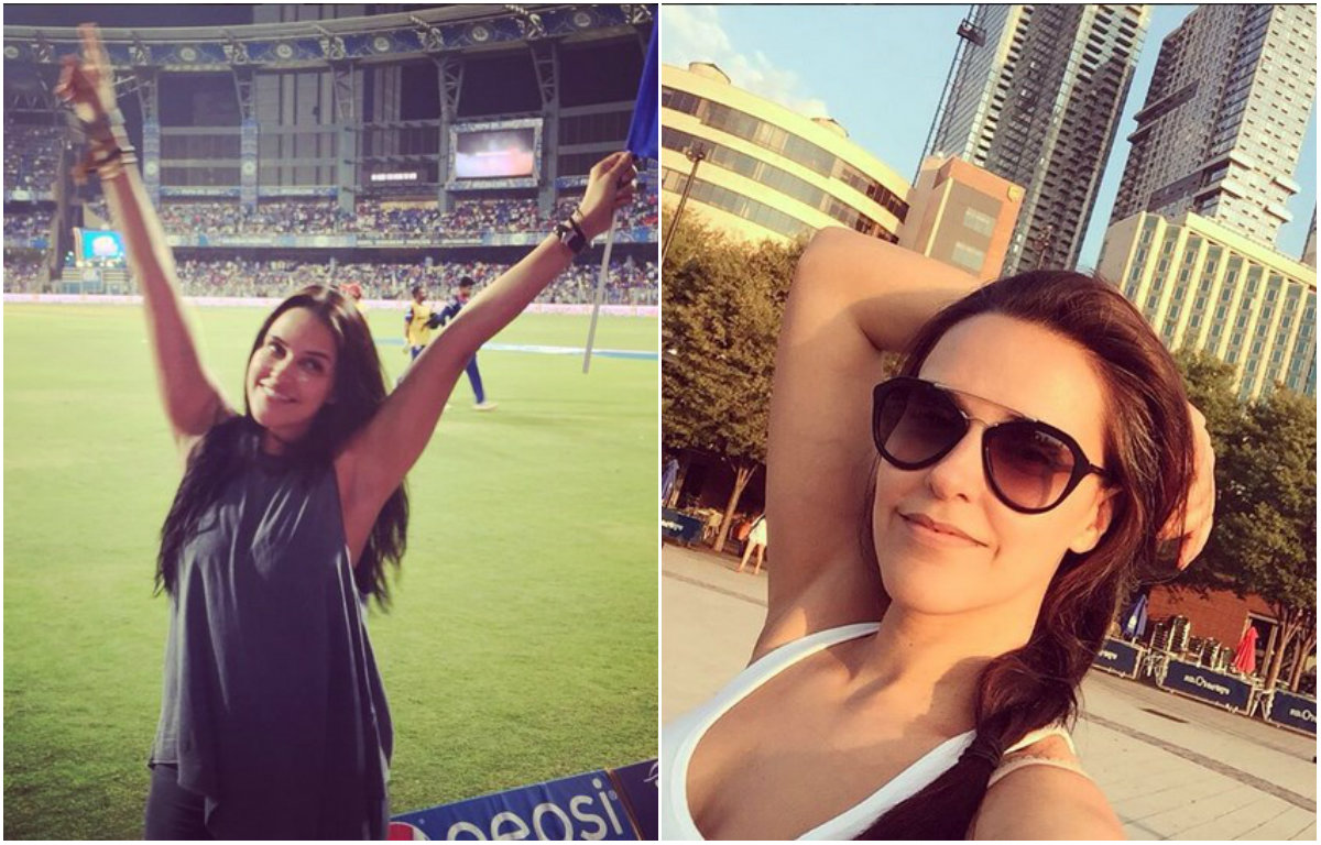 17 Adorable Instagram pictures of Neha Dhupia you shouldn't miss