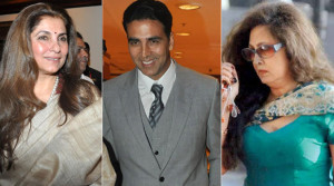 OMG - Supreme Court issues notice against Akshay Kumar and Dimple Kapadia
