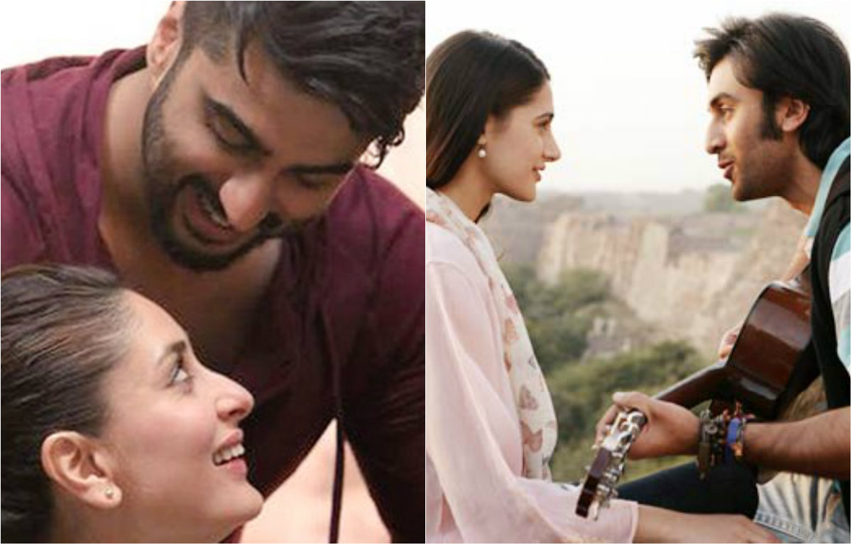 Bollywood films where older actresses romanced younger actors