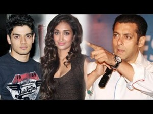 Salman Khan advises Sooraj Pancholi to talk about Jiah Khan