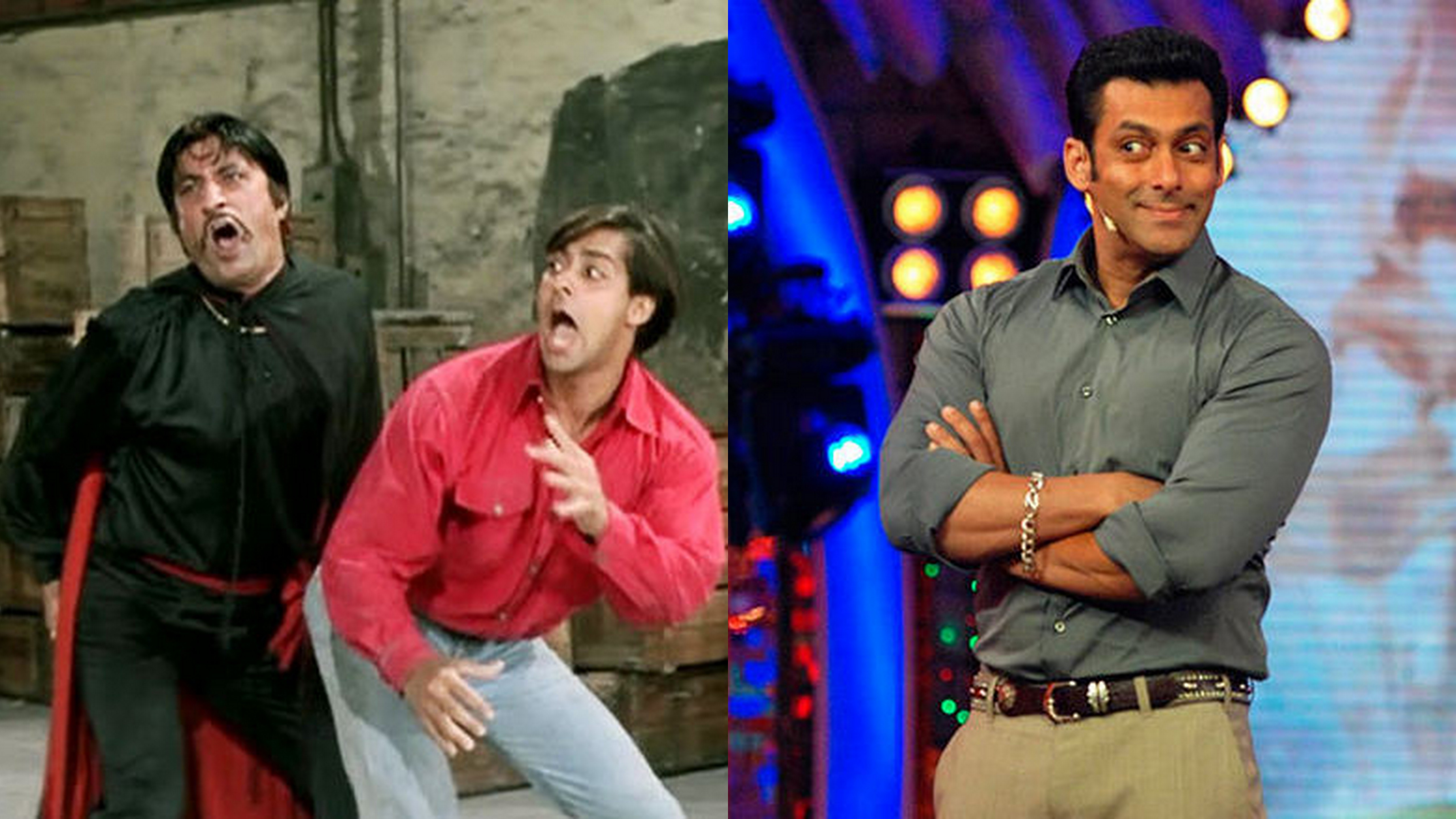 9 Salman Khan expressions with funny captions