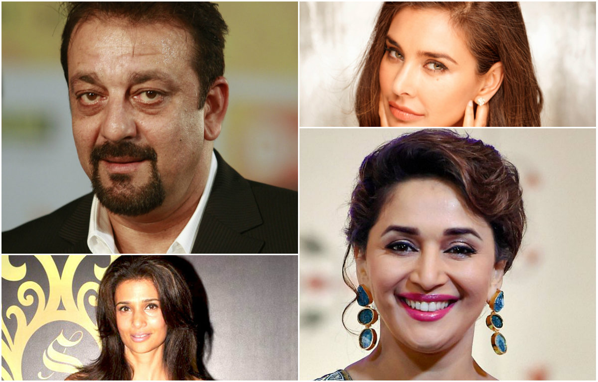 In pictures : Sanjay Dutt's multiple love affairs
