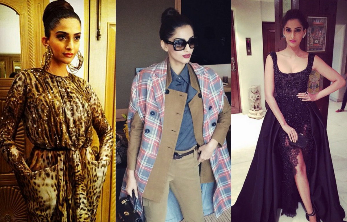 These Pictures of Sonam Kapoor prove that she needs a Hair Stylist