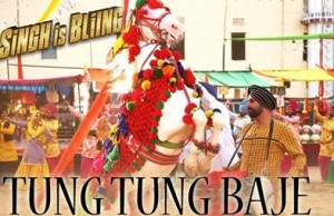 Watch - Akshay Kumar in 'Tung Tung Baje' song from 'Singh Is Bliing