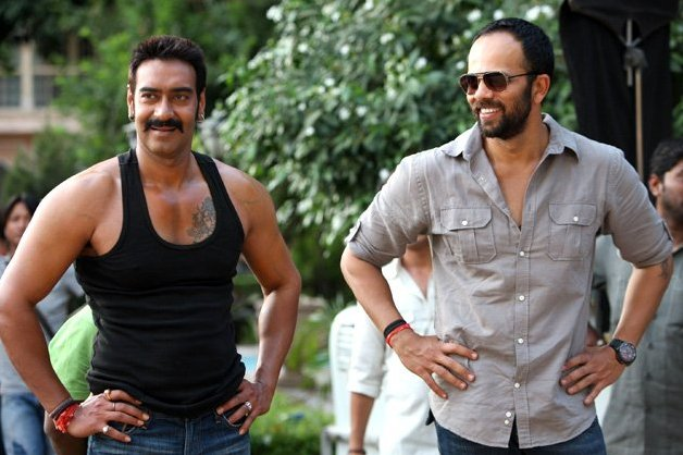 Ajay Devgn to team up with Rohit Shetty