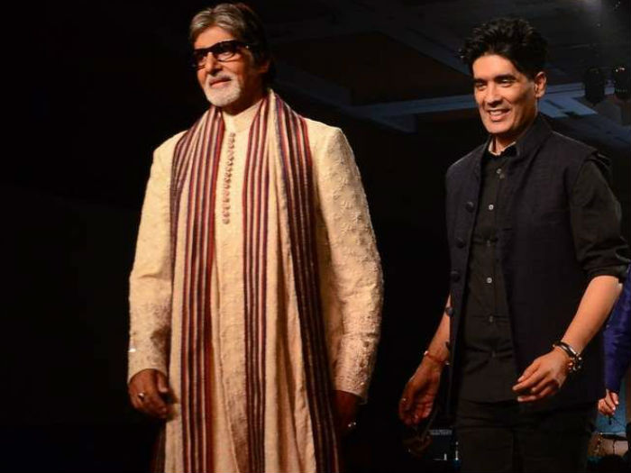 Amitabh Bachchan most stylish in Bollywood: Manish Malhotra
