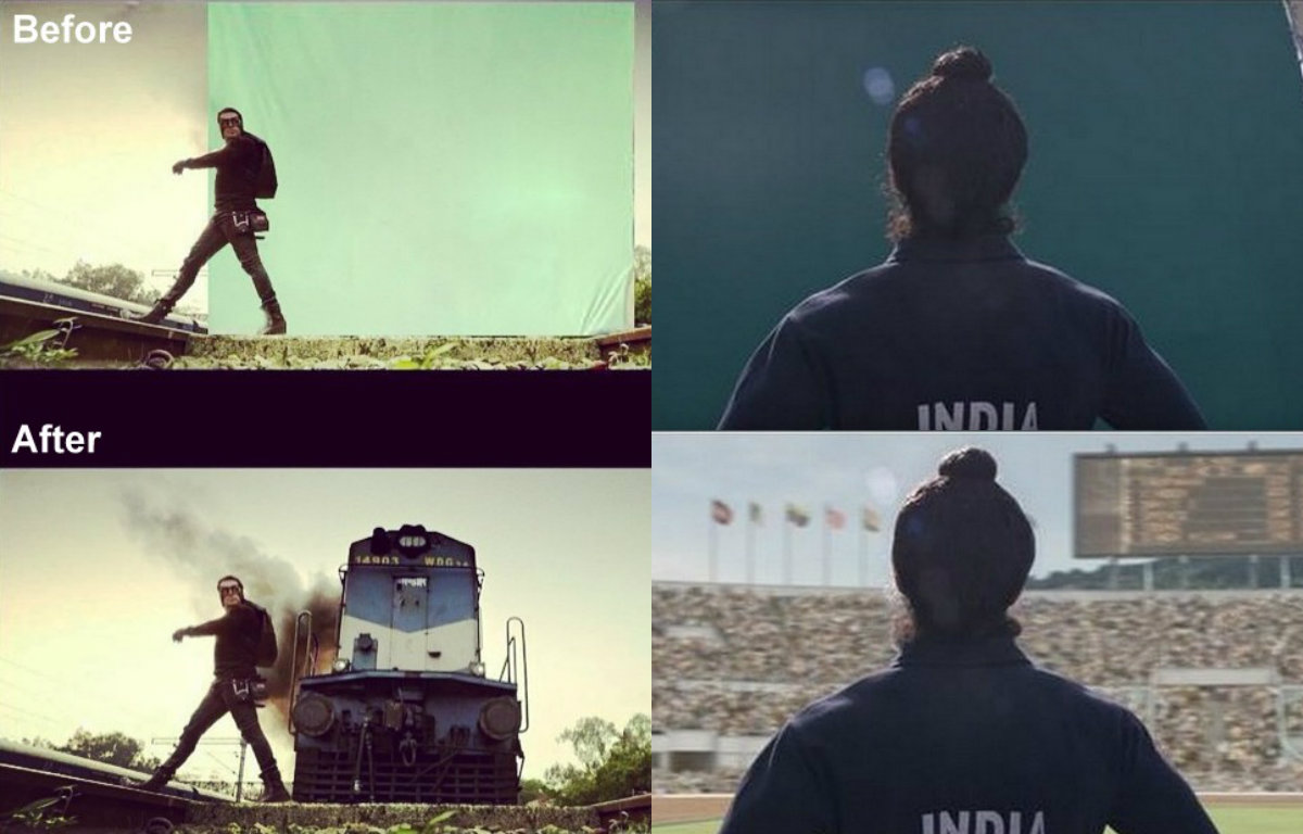 These Bollywood Movies VFX Shots will leave you stunned