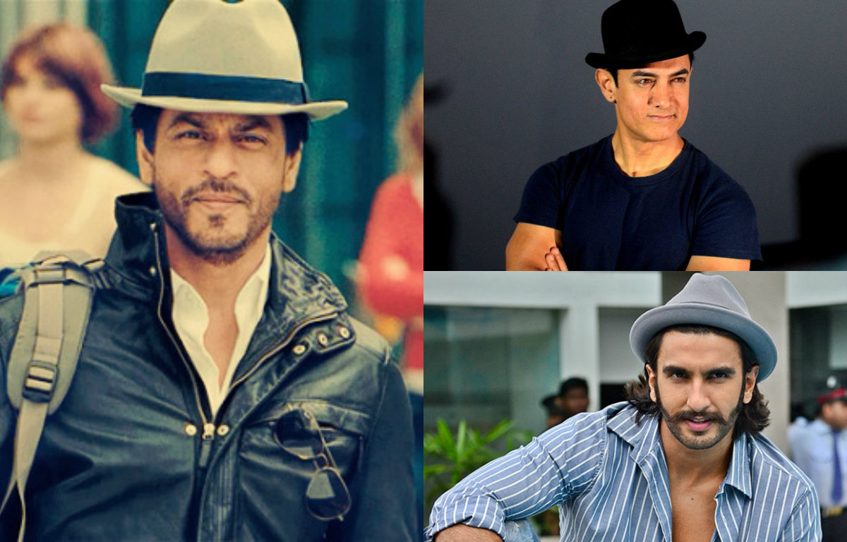 10 Bollywood Actors who can carry a hat with style