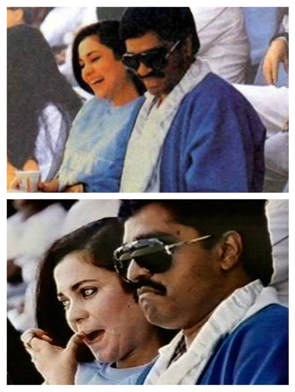 Images of Dawood Ibrahim With Anil Kapoor - industrious info