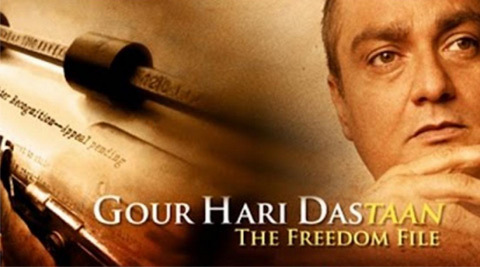 'Gour Hari Dastaan: The Freedom File' Movie Review - Bollywood Bubble