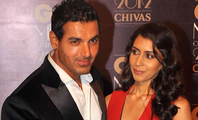 John Abraham scoffs at divorce rumours, says all's well in paradise