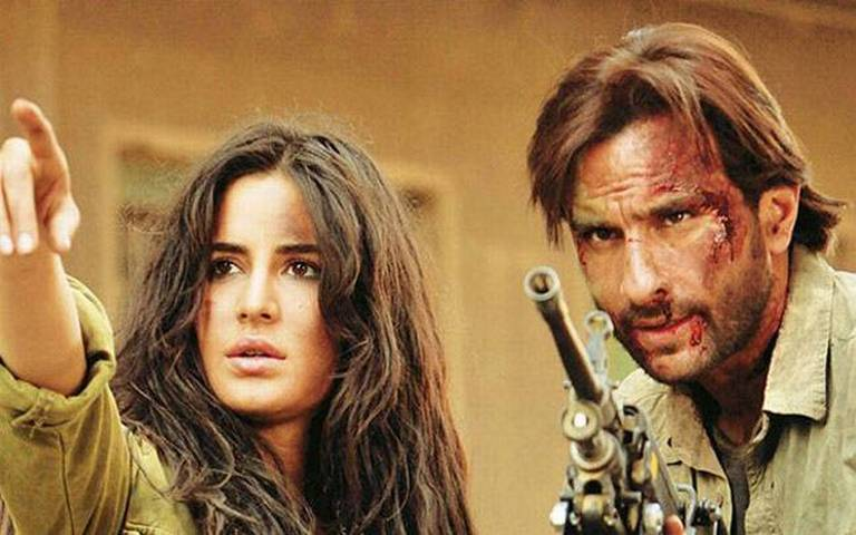 Saif Ali Khan's Phantom collects Rs 33.18 cr over the weekend