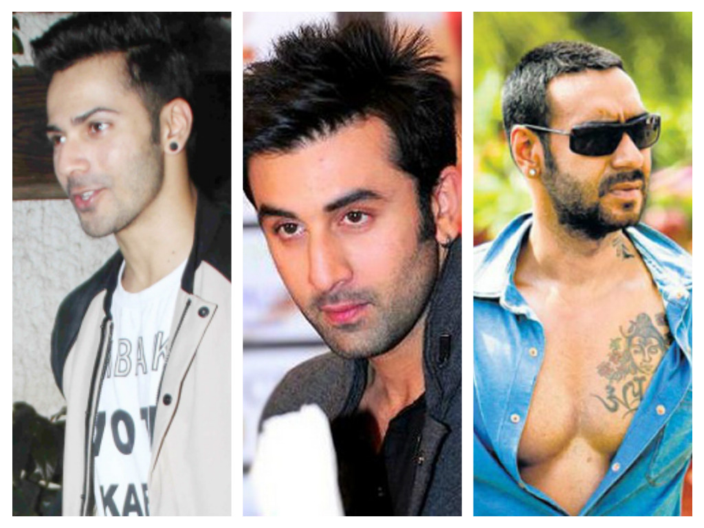 Bollywood Celebrities who look more desirable with their ear studs
