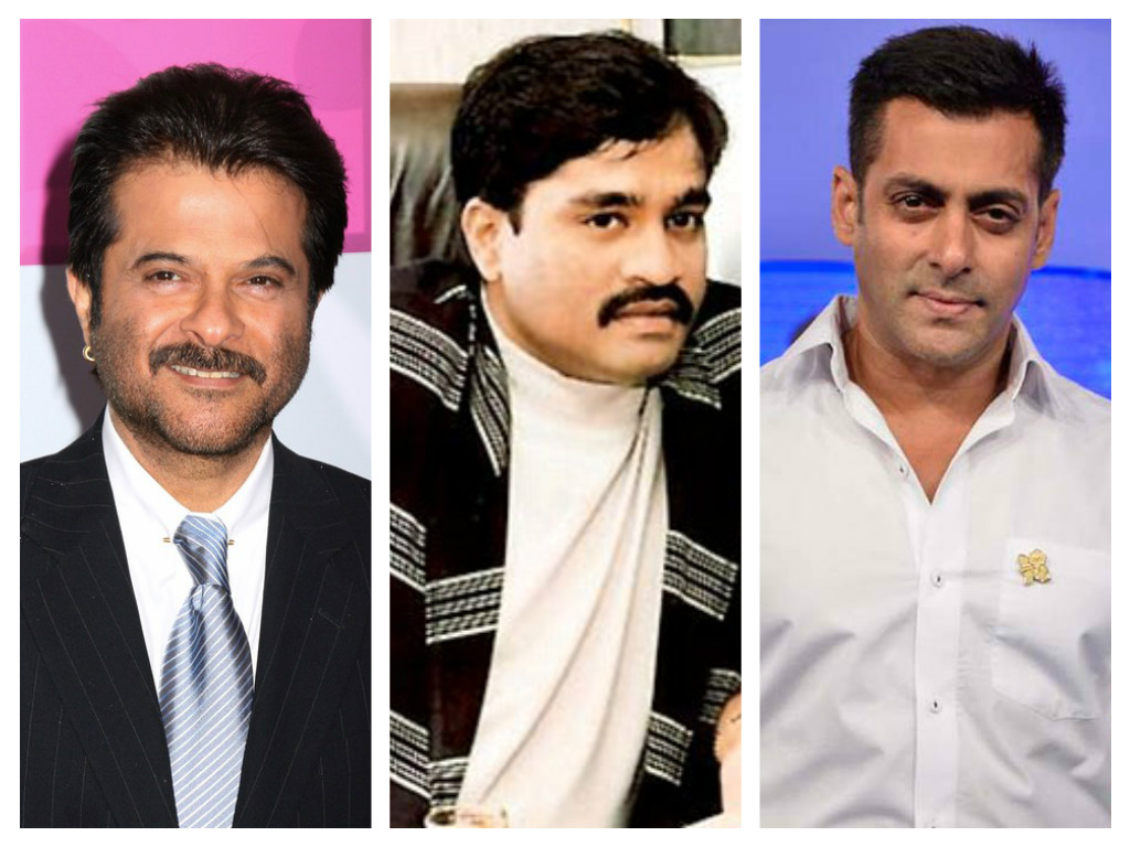 Bollywood Actors who were spotted with real life gangsters