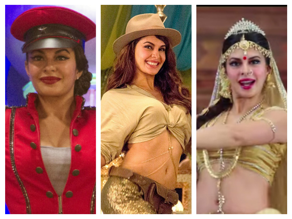 Different looks of Jacqueline Fernandez in Bangistan