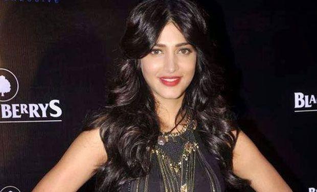 Shruti Haasan launches own production house
