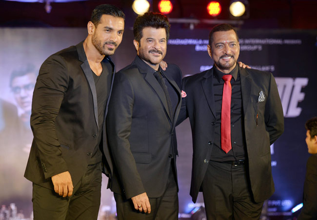 John Abraham : Working with veterans great learning experience