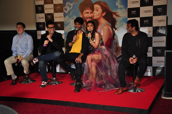 'Shaandaar'! Film's team exclaims to response to trailer