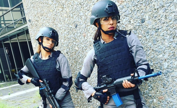 Check Out - Priyanka Chopra's cop look from 'Quantico'