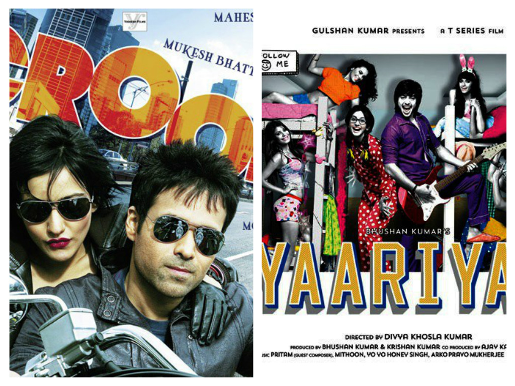Six Bollywood films that you could only watch for the songs