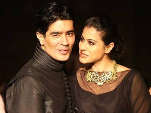 Is Manish Malhotra upset with Kajol?