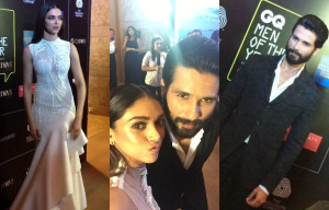 Bollywood Celebrities sizzles at 'GQ Awards'