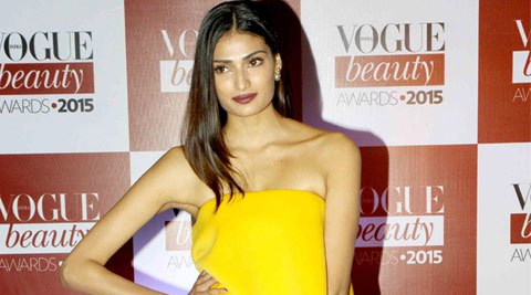 Athiya Shetty 'a big fan' of Ranveer Singh
