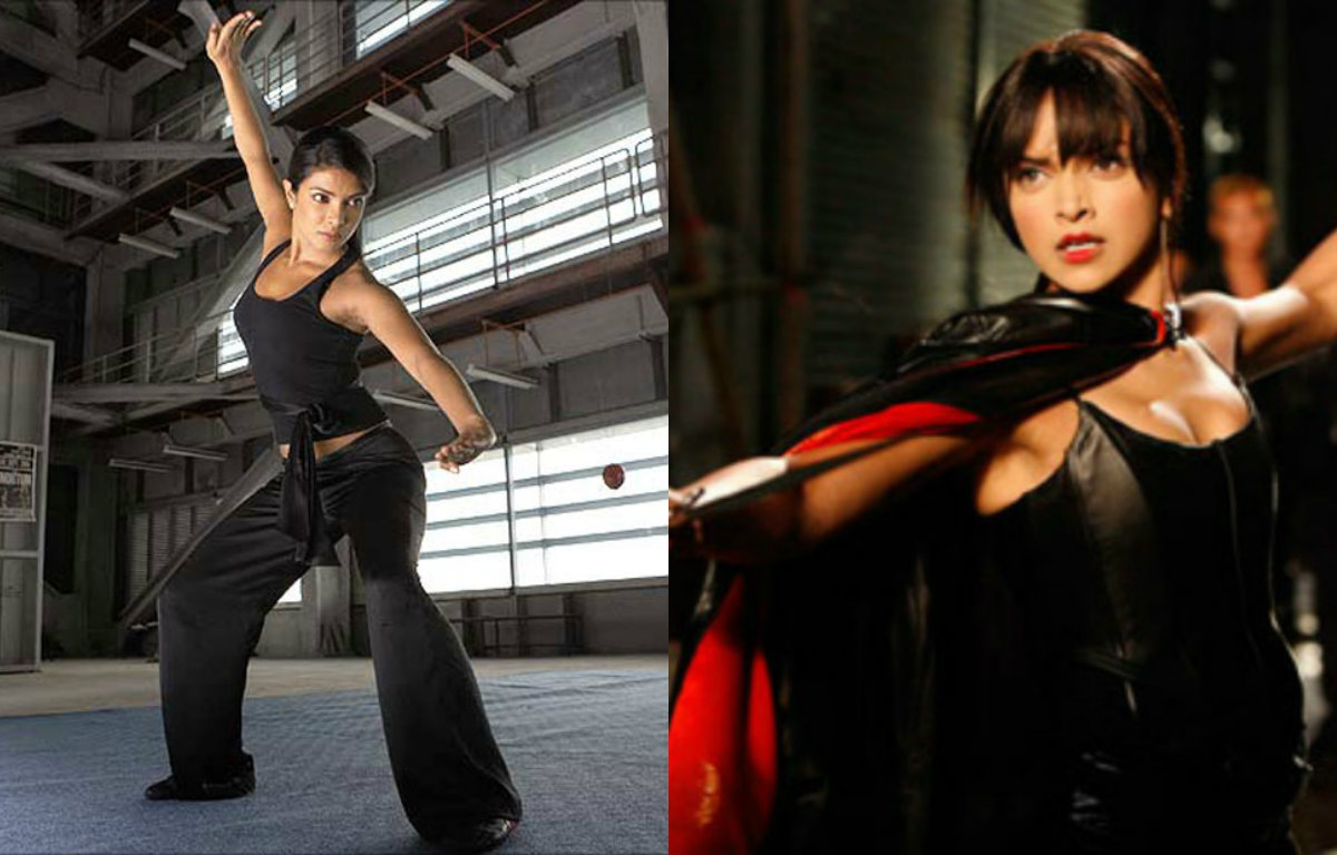 Bollywood divas who are trained in Martial arts