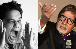OMG - AIB member Tanmay Bhatt makes fun of Amitabh Bachchan