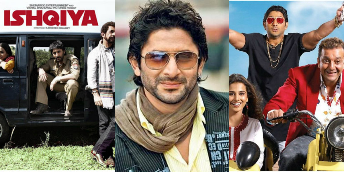 8 lesser known facts about Arshad Warsi