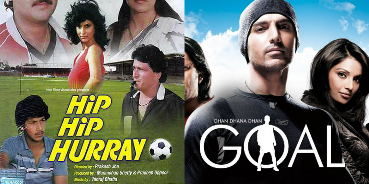In pictures: Rare Bollywood films on Football