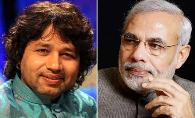 Kailash Kher to perform for Modi in US