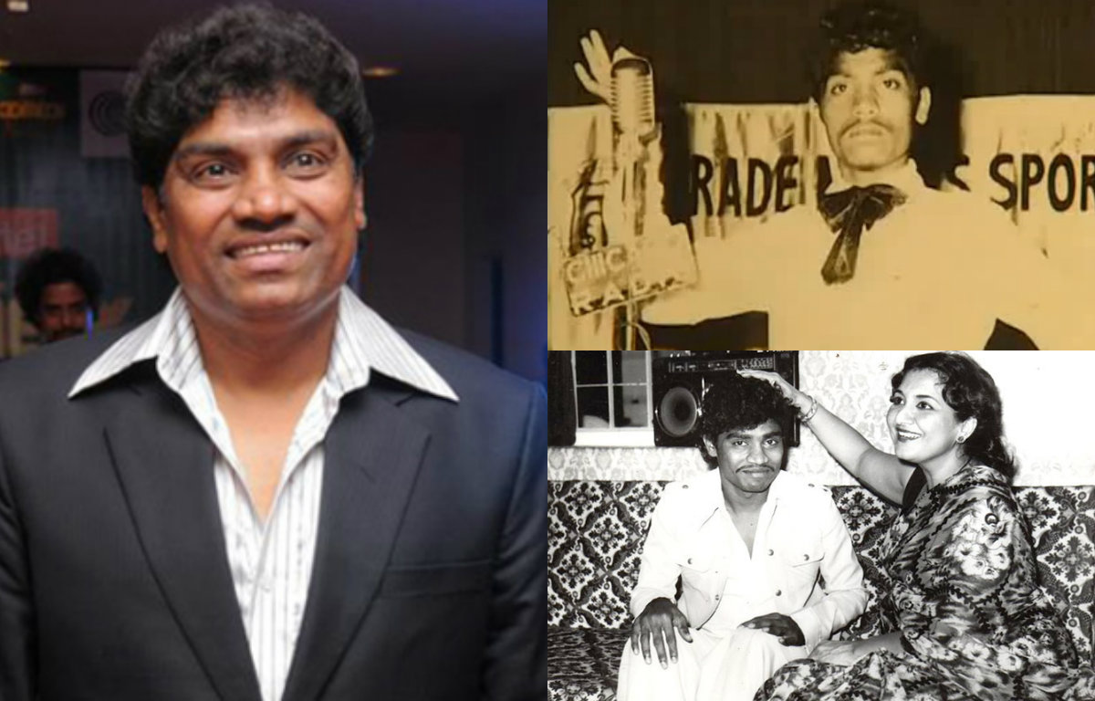 In Pictures - Johnny Lever's Inspiring life journey