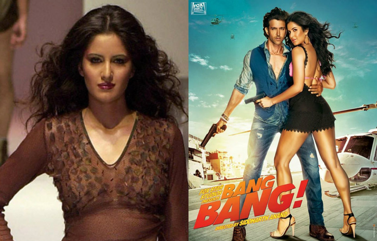 In pictures: From Boom to Bang Bang, Katrina Kaif's journey in Bollywood