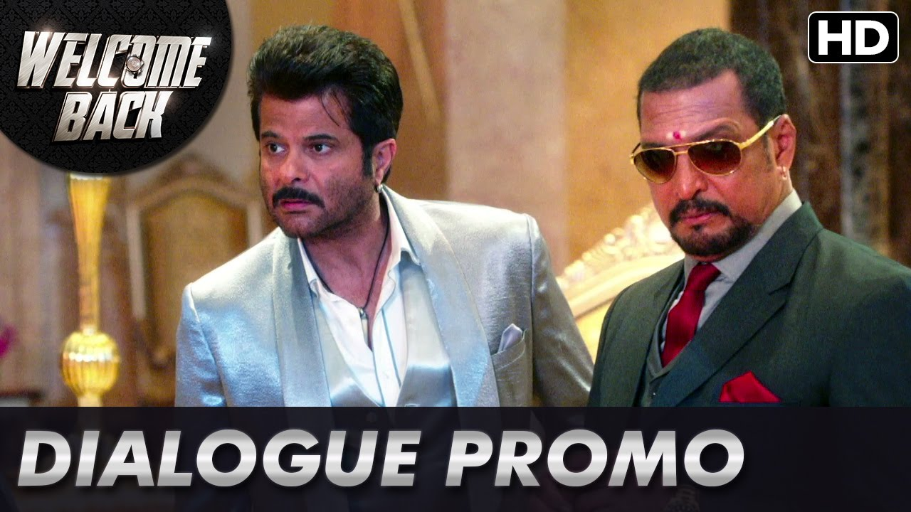 Watch - 'Welcome Back' Dialogue promos